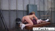 Cheerleader coach nude pictures - Stacked cheerleader gives her coach a special handjob