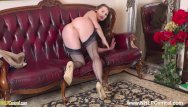 Vintage hunks jerking off - Arousal expert fit brunette brook logan jerks off with you in nylons heels