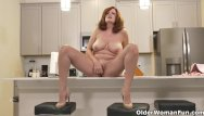 Florida milf city manager - Florida milf rebecca shows whats cooking in the kitchen