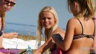 Blonde voyeur young - Young teens beach voyeur big tits real voyeur