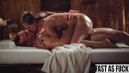 Men who deepthroat - Massage room hot magical sex, massage girl sex with men clint