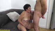 Guide to kinky sex - 82 years old grandma first toyboy sex