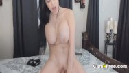 Free blackberry curve xxx videos Busty chick with awesome curve fuck a dildo