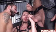 Gay videos bareback jeff palmer Manalized ethan palmer barebacked by bikers in threesome