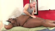 Bbw escort daphne Fat black beauty daphne daniels enjoys a passionate oiled up rubdown