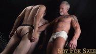 Gay ct professional dominant - Boyforsale - boyish twink fucked bareback by dominant daddy masters