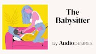 Audio strip - The babysitter erotic audio for women and couples, asmr, audio porn