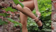 Sweat nude girl - Outdoor x erotica censored intro nude girls outdoors and in public
