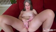 Hd mature solo - Usawives hot matures from america in solo action