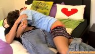 Young twink having sex Hard anal with young and handsome twinks who love gay sex