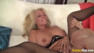 Free mature sex slut Golden slut - eating mature pussy compilation part 1