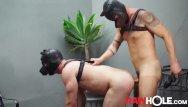 Gay latino anal sex thumbs Rawhole big daddy rick paixao bangs furry bottom balls deep
