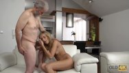 Young fresh nude pics Old4k. old and young couple makes love instead of fresh breakfast
