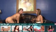 Nude movie clip amanda heard Amanda blow and haley sweet 3some blowjobs