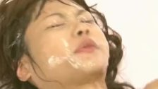 Asian babe Akira Shiratori has both
