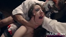 HarmonyVision Samantha Bentley loves rough DP