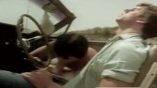 Vintage Car Blowjob - THE LAST SURFER (1983)