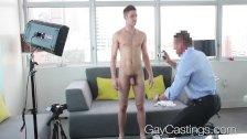 HD GayCastings - Duncan Black hopes for sex