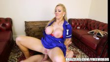 Sexy milf Rebecca Moore  - Brazzers