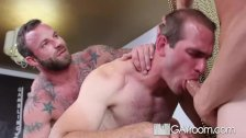 Kory Houston gets involved in a threesome