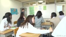 Japan facesitting femdom at school Subtitles