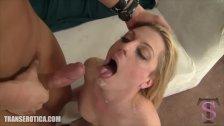 Shemale Tyra Scott in need of big cock