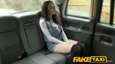 Fake Taxi Cabbie enjoys his fantasy fuck