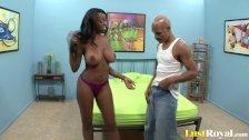 Huge Tits Beauty Codi Bryant loves to ride hard