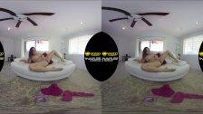 VR3000 - Cool Vibe - Starring Mila Marx - 180° HD VR Porn