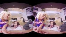 VirtualRealPorn - Superbowl night