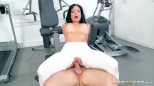 Squatting On That Dick – Brazzers