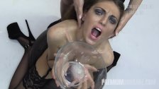 Premium Bukkake - cumshot swallow compilation and emotional girls reactions