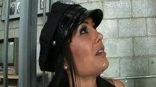 BANGBROS - Big Tits MILF Cop Lisa Ann Grants Final Wish To Criminal In Pris