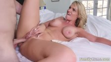 Milf punishes friend's daughter with
