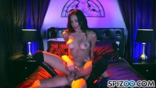 Spizoo – Teen Chloe Amour Is Punished By A Big Dick, Big Booty & Big Boobs
