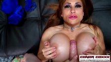 ConorCoxxx-Sheila Marie POV titjob handjob