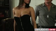 Digital Playground - Dirty assistant Franceska Jaimes fucks her boss on his