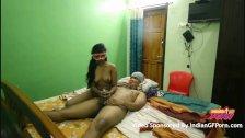 Dark Skin Indian Girlfriend With Her Boyfriend Fucking For Cash