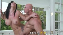 BRAZZERS - Slutty wife Jayden Jaymes Cheats on her husband with Johnny Sins