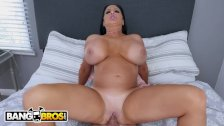 BANGBROS - Angry MILF Sybil Stallone Fucks Her Big Dick Step Son JECL