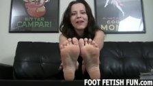 Foot Fetish Fantasy And POV Femdom Porn