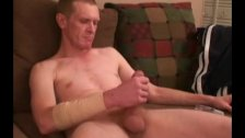 Amateur Will Jerking Off