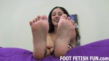 Toe Sucking And Femdom Foot Fetish Videos
