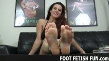 Feet Licking And Femdom Foot Fetish Videos