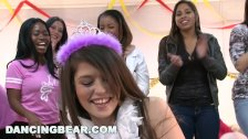 DANCING BEAR - Christie's Bachelorette Party from Dancing Bear Is OTC