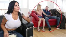 FILTHY FAMILY - Young Anastasia Knight Bonds With Her Step Father