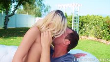 Jules Jordan - Young And Glamorous 18 Year Old Teen Natalia Queen Is A Very