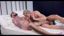 NextDoorRaw Hotel Overbooked! Hot Guys Must Share Bed!