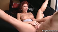 Naughty America Latina Brooklyn Lee anal fucking in the truck