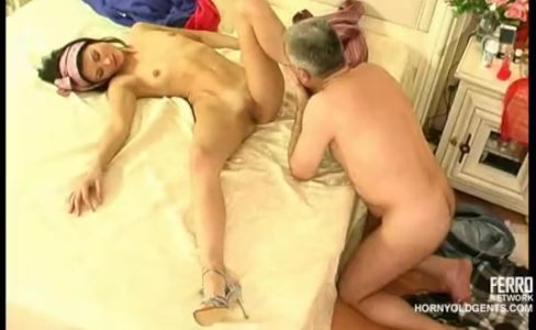 Horny Old Gents